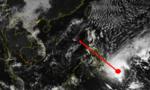Cơn bão đầu tiên trong năm 2021 dự báo 3 ngày nữa vào Biển Đông