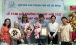 Hội Nhà văn TPHCM trao giải thưởng Văn học và kết nạp hội viên mới