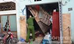 Vừa mở cửa thì xảy ra nổ lớn, người đàn ông nguy kịch, nhiều nhà hư hỏng