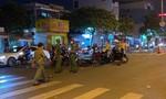 Hai thanh niên chạy xe máy gây tai nạn, 1 người chết, người còn lại dựng xe bỏ chạy