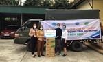 40.000 sản phẩm sữa của Cô Gái Hà Lan, Yomost và Friso gửi Hải Dương