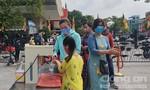 Người dân TPHCM tuân thủ 5K lễ chùa ngày rằm tháng Giêng