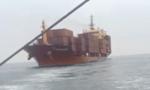 Tàu chở hàng từ TPHCM đi Nghệ An đâm chìm tàu cá có 8 thuyền viên