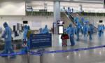 Một nhân viên sân bay Tân Sơn Nhất nghi nhiễm COVID-19
