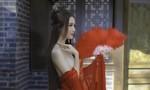 Hoa hậu Phan Thị Mơ khoe sắc trong ảnh Tết