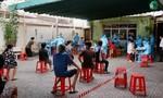 TPHCM: Khẩn cấp lấy mẫu xét nghiệm gần 2000 người khu Mả Lạng bị phong tỏa