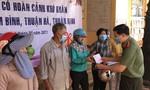 Báo Công an TPHCM và nhà tài trợ trao gần 500 phần quà Tết ở Đắc Nông