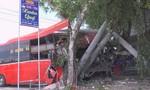 Xe khách tông đoàn người đi xe đạp thể dục, 3 người chết, 4 người bị thương