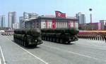 Tình báo Mỹ: Triều Tiên có thể đang chuẩn bị thử vũ khí