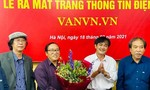 Ra mắt trang web vanvn.vn của Hội Nhà văn Việt Nam