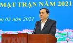 Chủ tịch và Tổng thư ký MTTQ Việt Nam được giới thiệu ứng cử đại biểu Quốc hội