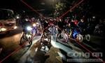 """""""Quái xế"""" khoe chiến tích đua xe trên mạng xã hội: Cần nghiêm trị!"""