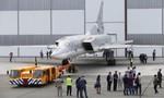 Siêu máy bay ném bom của Nga gặp sự cố, 2 phi công thiệt mạng