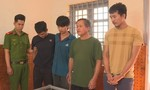 Bắt 4 đối tượng tấn công tổ công tác khiến Thượng úy công an bị thương