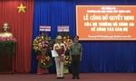Thiếu tướng, PGS.TS Trần Thành Hưng giữ chức Hiệu trưởng Trường Đại học CSND