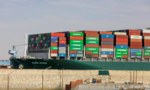 Giao thông trên kênh Suez được khôi phục hoàn toàn