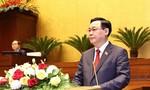 Phát biểu nhậm chức của Chủ tịch Quốc hội Vương Đình Huệ