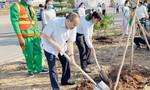 TPHCM: Ra quân trồng cây xanh, vệ sinh môi trường, xây dựng TP xanh, sạch, đẹp