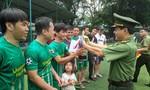 Giải bóng đá kỷ niệm Ngày truyền thống lực lượng Tài chính Công an nhân dân