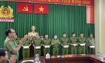 Trao hỗ trợ cho 15 CBCS Công an TPHCM bị thương khi làm nhiệm vụ