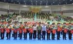 Khai mạc Hội thao lực lượng Công an nhân dân năm 2021