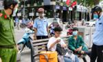 TPHCM: Phạt nghiêm người không đeo khẩu trang nơi công cộng.