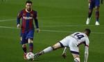 Clip Barca thắng sát nút, đòi lại nhì bảng La Liga