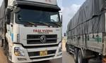 Phạt chủ xe và tài xế 48 triệu đồng vì chở quá tải 207%