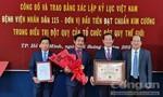 Trao kỷ lục Việt Nam cho Bệnh viện Nhân dân 115