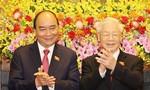 Tổ chức trọng thể lễ bàn giao công tác của Chủ tịch nước