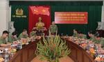 Bộ trưởng Tô Lâm làm việc với Cục ngoại tuyến