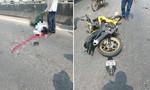 Lại xảy ra tai nạn chết người gần nơi hai nữ sinh bị nạn thương vong