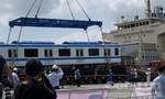Tuyến metro Bến Thành - Suối Tiên: Đoàn tàu thứ 2 và 3 đã cập bến TPHCM