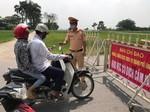 Vĩnh Phúc: Phạt hơn 500 trường hợp không chấp hành phòng chống dịch