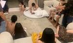 Nhóm dân chơi thuê biệt thự tổ chức sử dụng ma túy giữa đại dịch