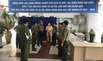 Công an TPHCM kiểm tra công tác bảo vệ bầu cử tại Công an quận Phú Nhuận