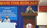 Đại tá Nguyễn Sỹ Quang khẳng định với cử tri sẽ cương quyết đấu tranh chống tham nhũng