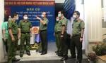 Công an TPHCM kiểm tra an ninh, an toàn tại các điểm bầu cử