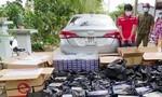 Tuần tra, phát hiện ô tô chở 7.800 gói thuốc lá lậu