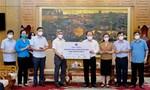 Acecook Việt Nam chung tay cùng Bắc Giang và Bắc Ninh chống dịch Covid-19