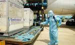 Thêm 288.000 liều vaccine của AstraZeneca về Việt Nam