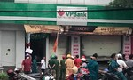 Cháy lớn tại ngân hàng VPBank chi nhánh Kiên Giang