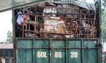 """Phát hiện 1 công ty """"tuồn"""" rác thải ra môi trường"""