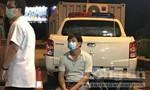 Chặn xe chở 5 người nước ngoài chưa hết thời gian cách ly tập trung vào TPHCM