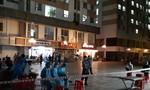 TPHCM: Lấy mẫu gần 1000 người dân chung cư Hưng Ngân trong đêm, liên quan Hội thánh
