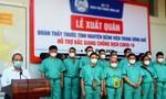 Đoàn y bác sĩ Thừa Thiên Huế lên đường hỗ trợ Bắc Giang chống dịch