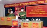 Lực lượng Công an quyên góp ủng hộ phòng chống dịch COVID-19