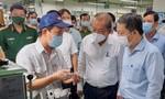 Phó Thủ tướng Thường trực kiểm tra công tác phòng chống dịch tại KCX Tân Thuận