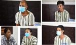 Khởi tố 5 người có hành vi chống đối khiến 4 cán bộ Công an bị thương