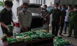 Bắt 20kg ma túy giấu trong giỏ đựng xoài vận chuyển vào TPHCM